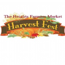 Harvest Fest at The Heights Farmer's Market