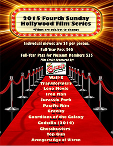 2015 Hollywood Series at the Air Force Museum Theatre