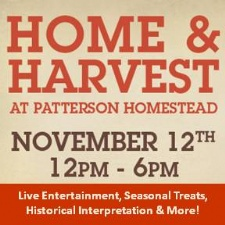 Home & Harvest at Patterson Homestead