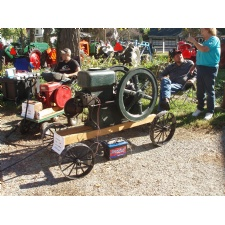 18th Annual Iams Homestead Pioneer Harvest Fest