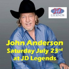 John Anderson at JD Legends