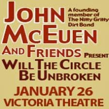 John McEuen And Friends Present Will The Circle Be Unbroken