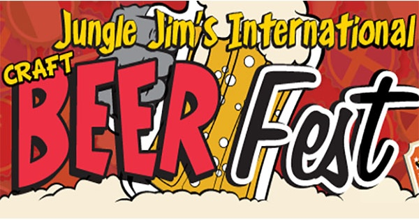 Jungle Jim's 11th Annual International Beer Fest