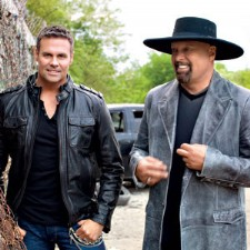 Montgomery Gentry at The Fraze