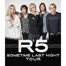 R5 at The Fraze