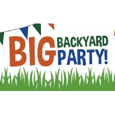 BIG Backyard Party & Grand Opening of New Park in Washington Township