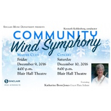 Sinclair Community Wind Symphony