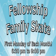 Fellowship Family Skate @ Skateworld