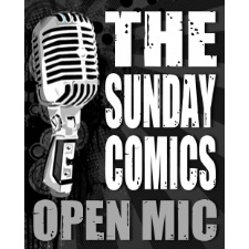Sunday Comics - Open Mic at Wileys