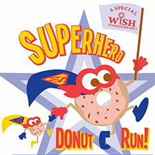Super Hero Donut 5K Run