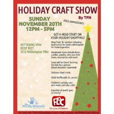 TFN Holiday Craft Show