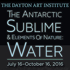 The Antarctic Sublime & Elements of Nature: Water