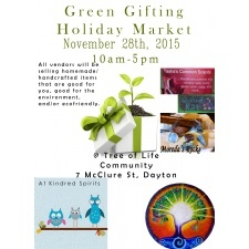 Tree of Life Community - Green Gifting Market