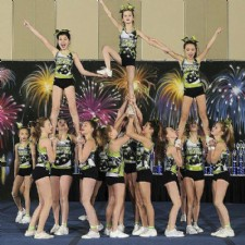 Beach Ball Blast Cheerleading Competition
