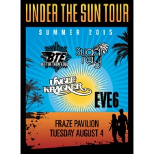 Under The Sun Tour Summer at The Fraze