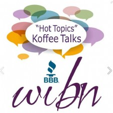 2nd Friday Centerville Hot Topics Koffee Talk