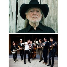 Willie Nelson & Old Crow Medicine Show at The Fraze