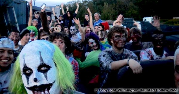 Wilmington Haunted Hollow Ride