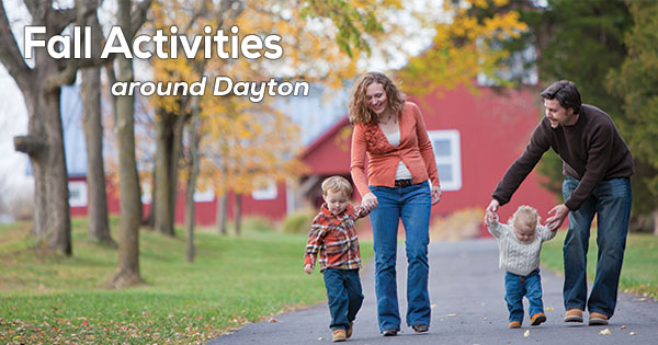 Dayton Fall Activities Around Dayton Ohio