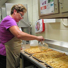 Baking Baklava for Thousands at Dayton Greek Fest