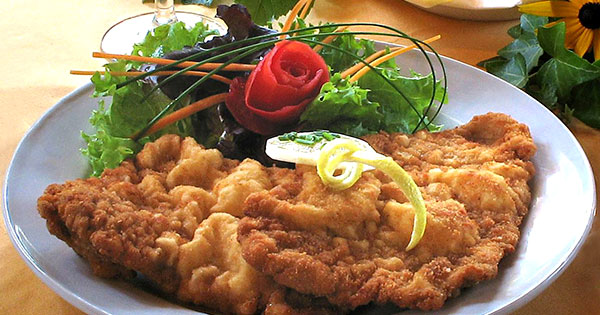 Trudy's Famous Schnitzel Dinner and Dance