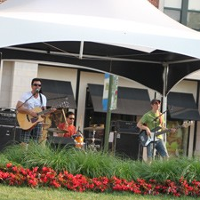 Live Outdoor Music at The Greene