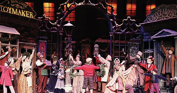 WIN TICKETS TO A Christmas Carol at Victoria Theatre