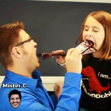 Take the Hershey Bar Challenge, Just don't tell my dentist!