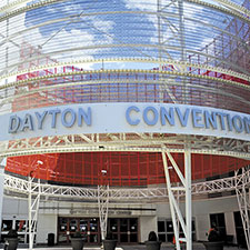Dayton Convention Center to be used as hospital for surge of COVID-19 patients