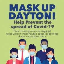 Dayton restarts citywide mask mandate
