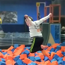 The Bounce Is Back at Sky Zone Dayton