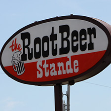 Root Beer Stande Opens for the Season