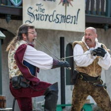 History & Fantasy Collide at Ohio Renaissance Festival