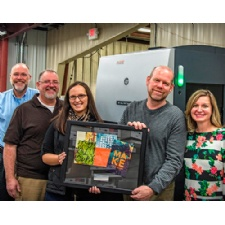 Oregon Printing Wins National Print & Design Contest