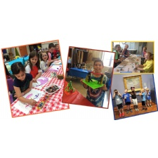 Summer Art Camps at The Dayton Art Institute