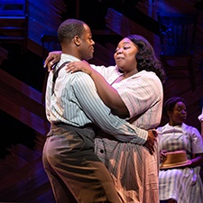 Behind the Scenes of The Color Purple with Chédra Arielle
