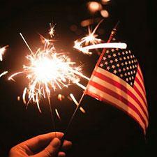 Americana Fireworks