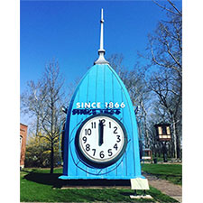 Historic Callahan Clock to return to Dayton Skyline