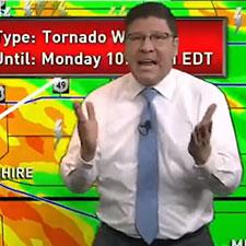 Jamie Simpson Blasts 'Bachelorette' Fans During Tornado Warning