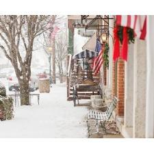 Waynesville's Christmas in the Village