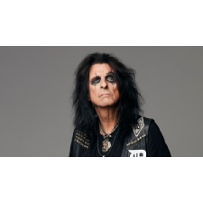 Alice Cooper at The Rose