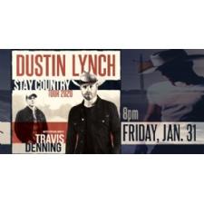 Dustin Lynch at Hobart Arena