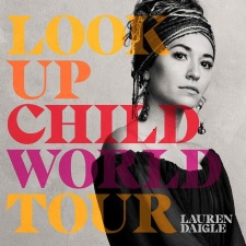 Lauren Daigle Look Up Child World Tour