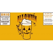 Ale-O-Ween Offers Ohio Craft Beer Treats in Dayton
