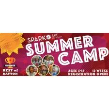 Spart Art Summer Camp Series
