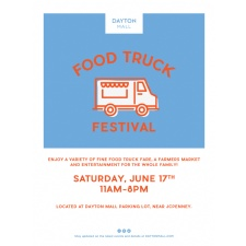 Food Truck Festival at the Dayton Mall