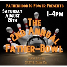 2nd Annual Father-Bowl