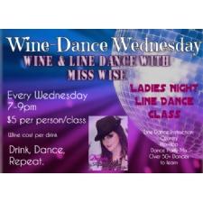 Wine-dance Wednesday