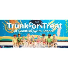 Goldfish Swim School Trunk or Treat