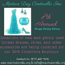 8th Annual Prom Dress Drive